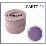 Купить Гель краска GELLAKTIK Gel Art 7 г без липкого слоя №09