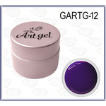 Купить Гель краска GELLAKTIK Gel Art 7 г без липкого слоя №12