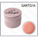 Купить Гель краска GELLAKTIK Gel Art 7 г без липкого слоя №14
