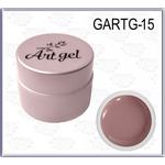 Купить Гель краска GELLAKTIK Gel Art 7 г без липкого слоя №15
