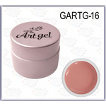 Купить Гель краска GELLAKTIK Gel Art 7 г без липкого слоя №16