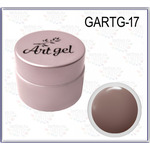 Купить Гель краска GELLAKTIK Gel Art 7 г без липкого слоя №17