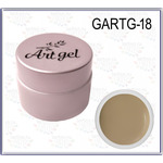 Купить Гель краска GELLAKTIK Gel Art 7 г без липкого слоя №18