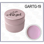 Купить Гель краска GELLAKTIK Gel Art 7 г без липкого слоя №19