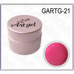 Купить Гель краска GELLAKTIK Gel Art 7 г без липкого слоя №21