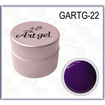 Купить Гель краска GELLAKTIK Gel Art 7 г без липкого слоя №22