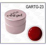 Купить Гель краска GELLAKTIK Gel Art 7 г без липкого слоя №23