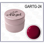 Купить Гель краска GELLAKTIK Gel Art 7 г без липкого слоя №24