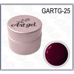 Купить Гель краска GELLAKTIK Gel Art 7 г без липкого слоя №25