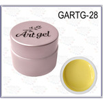 Купить Гель краска GELLAKTIK Gel Art 7 г без липкого слоя №28