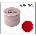 Купить Гель краска GELLAKTIK Gel Art 7 г без липкого слоя №30