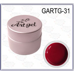 Купить Гель краска GELLAKTIK Gel Art 7 г без липкого слоя №31