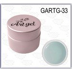 Купить Гель краска GELLAKTIK Gel Art 7 г без липкого слоя №33