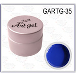 Купить Гель краска GELLAKTIK Gel Art 7 г без липкого слоя №35