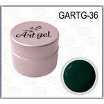 Купить Гель краска GELLAKTIK Gel Art 7 г без липкого слоя №36