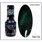 Купить TARTISO TIME TIM-132 Гель лак 15 мл Crazy Green
