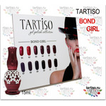 Купить TARTISO BOND GIRL TBG-01 Гель лак 15 мл