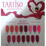 Купить TARTISO SECRET SENSATION TSS-12 Гель лак 15 мл